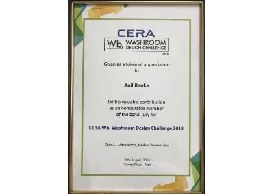 CERA Jury ,2018