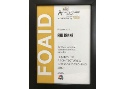 FOAID Jury, 2019